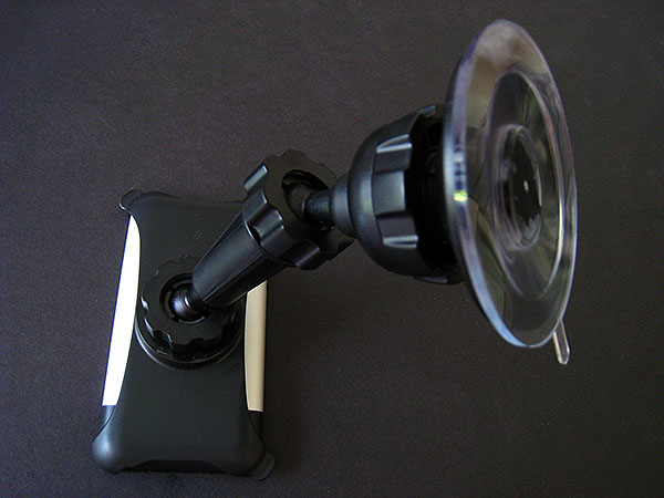 Review: Griffin WindowSeat In-Car Mount for iPhone, iPhone 3G + iPod touch