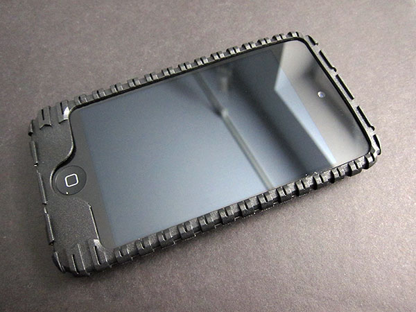 First Look: Gumdrop Cases Moto Skin for iPod touch 4G
