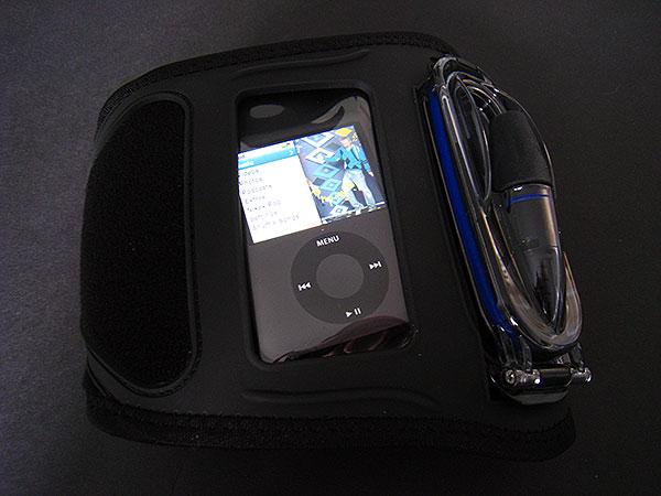 Review: H2O Audio Amphibx Waterproof Armband