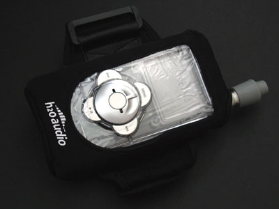 First Look: H2O Audio Waterproof Housing for iPod (with video)