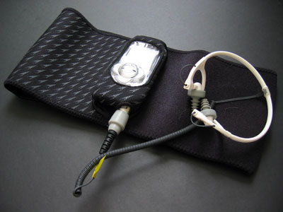 H2O Audio Swimbelt for the H2O Audio for nano