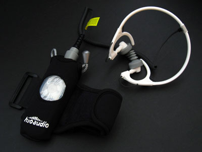 First Look: H2O Audio Waterproof Housing for iPod shuffle