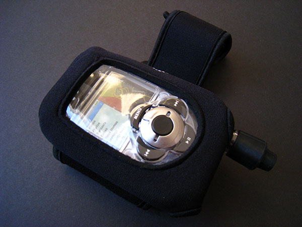 Review: H2O Audio iN3 Waterproof Case for the iPod nano 3rd Gen