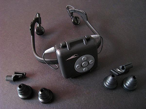 Review: H2O Audio iSH2 Waterproof Headset