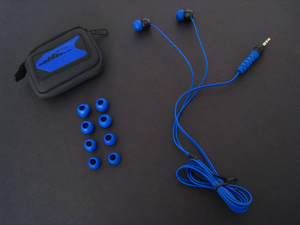Review: H2O Audio Surge Waterproof Headphones