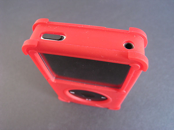 Review: iFrogz Silicone Wrapz for iPod classic