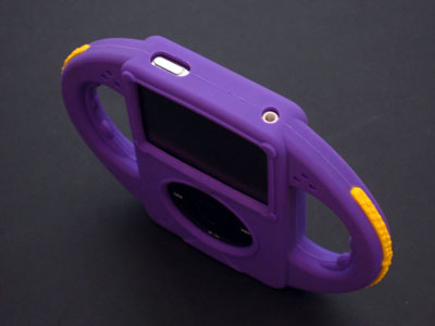 Review: ifrogz Tadpole Portable Entertainment Case for Children