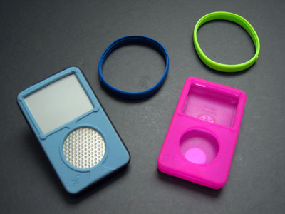 Review: ifrogz wrapz Customizable Cases for iPod 5G and nano
