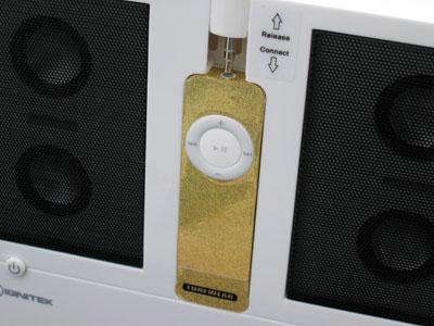 Review: Ignitek iCheer Speakers for iPod shuffle