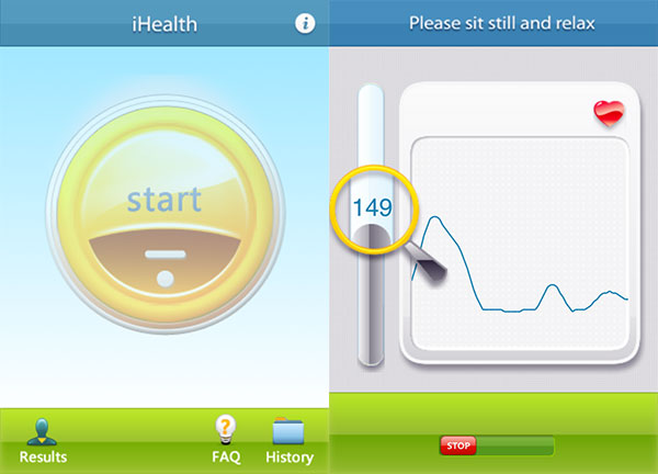 Review: iHealth Lab iHealth Blood Pressure Dock BP3 for iOS
