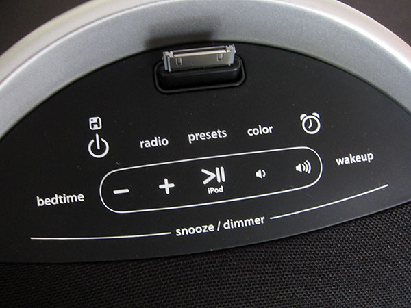 Review: iHome iA17 GlowTunes LED Color Changing Alarm Clock Radio