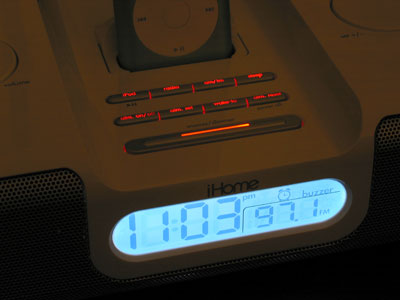 Review: iHome iH5 Docking Stereo Clock Radio