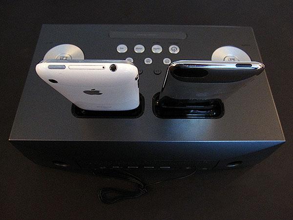Review: iHome iP88 Wake and Sleep to iPhone and iPod