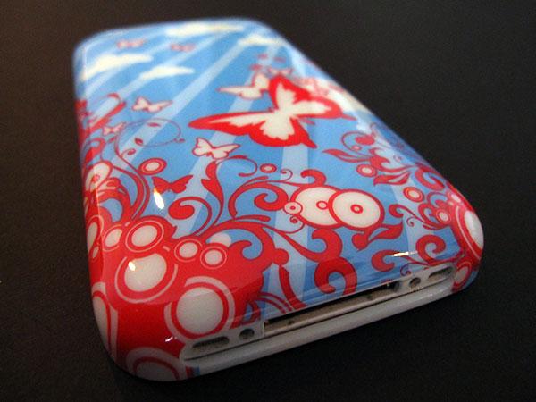 First Look: Aquarius iJacket for iPod nano 5G, iPod classic + iPhone 3G/3GS