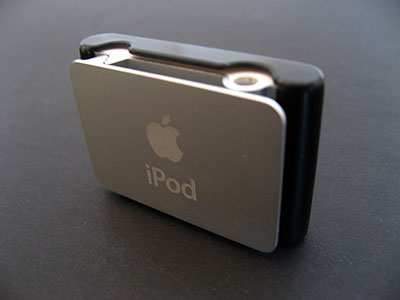 First Look: Aquarius iJacket for iPod shuffle 2G