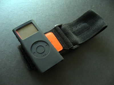 First Look: i142A Silicone Cases and Armband