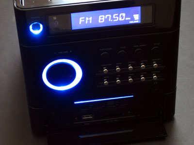Review: iLuv i7500 2.1-Channel Mini Audio System