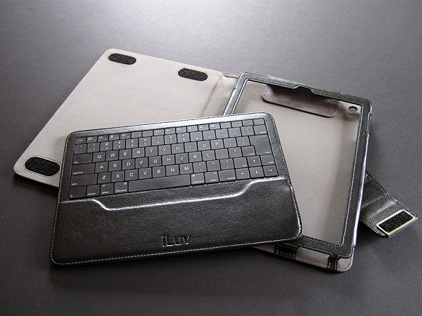 Review: iLuv iCK826 Professional Case with Bluetooth Keyboard for iPad 2