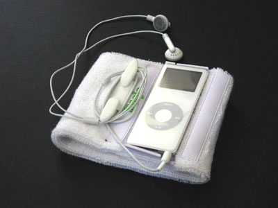 iMojo nano Sweats for iPod nano