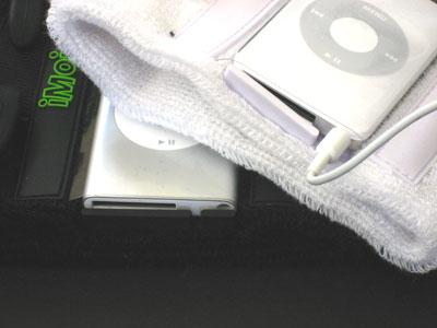 First Look: iMojo nano Sweats for iPod nano