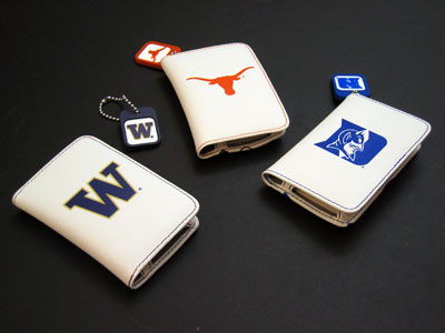 Incase University Collection Nano Wallets for iPod nano