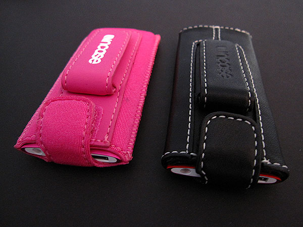 Review: Incase Leather Sleeve + Neoprene Sleeve for iPod nano 4G