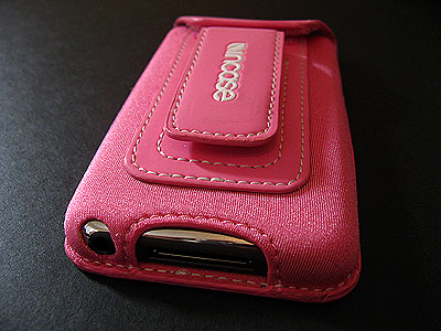 Review: Incase Leather and Neoprene Sleeves for iPod touch