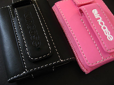 Review: Incase Leather and Neoprene Sleeves for iPod nano
