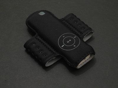 Review: Incase Neoprene Wristband for iPod shuffle