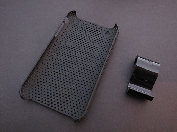 First Look: Incase Perforated Snap Case for iPhone 3G/3GS