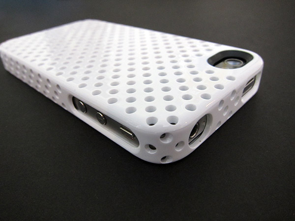 First Look: Incase Monochrome + Perforated Slider Cases for iPhone 4