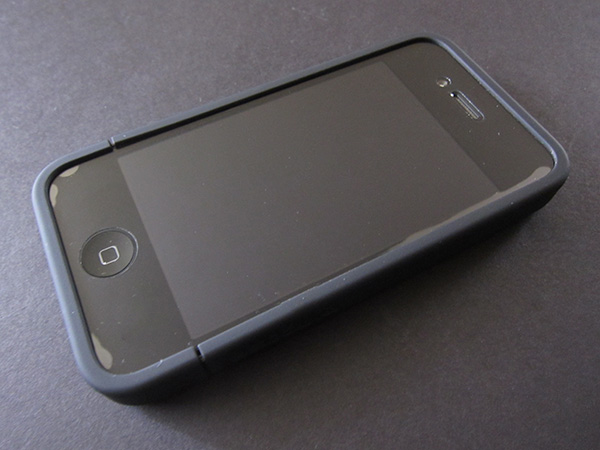First Look: Incase Slider Case for iPhone 4
