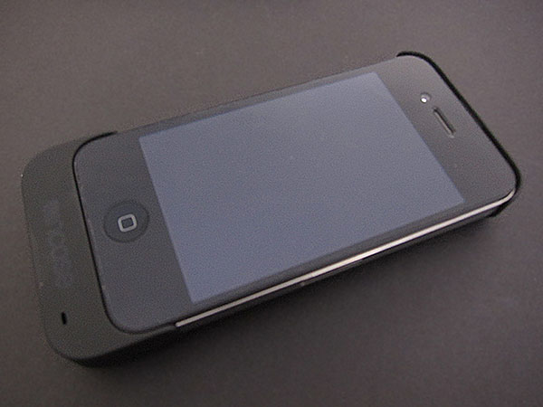 Review: Incase Snap Battery Case for iPhone 4