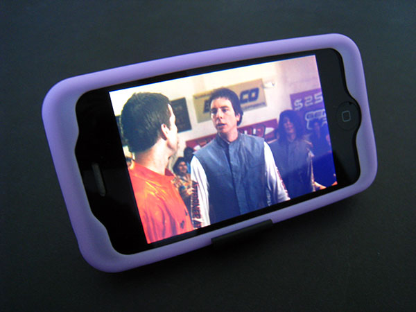 Review: Incipio dermaSHOT for iPhone 3G