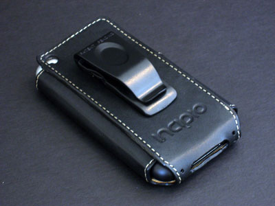First Look: Incipio Executive Case for iPhone 4