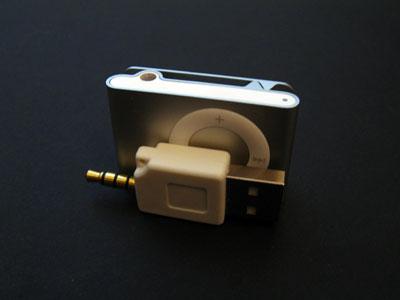 Review: Incipio IncipioBud USB Adapter for iPod shuffle (2G)