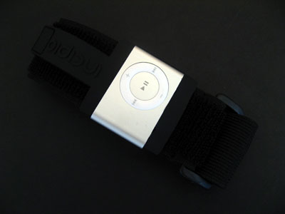 Review: Incipio [performance] Armband for the iPod shuffle 2nd Generation