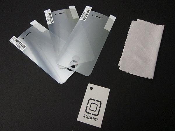 First Look: Incipio Anti-Glare, Clear, Mirror + Privacy Screen Protectors for iPhone 4