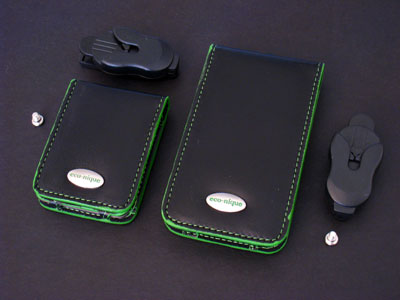 Review: I-nique Eco-nique Climate Positive Napa Leather Cases for iPod touch and iPod nano