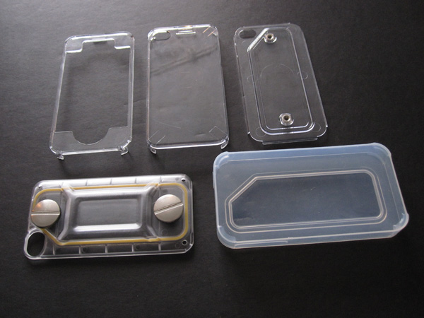 First Look: InnoPocket Amphibian Case for iPhone 4