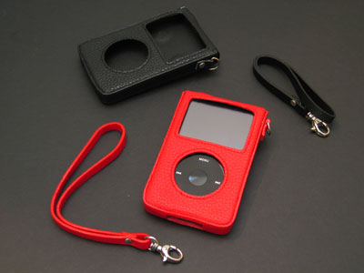 Review: iPodstreet iPod Leather Case with Detachable Wrist Strap (5G)