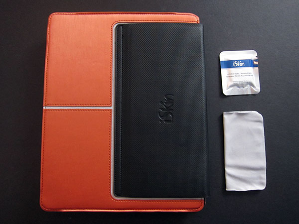 First Look: iSkin Aura Deluxe Folio for iPad