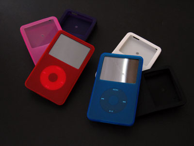 iSkin Claro slims for iPod with video