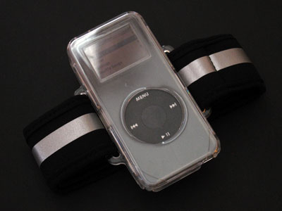 iSkin DuoBand Dual Layer Armband and Protector for iPod nano