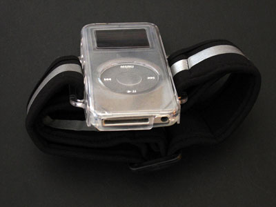 First Look: iSkin DuoBand Dual Layer Armband and Protector for iPod nano