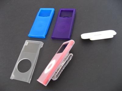 Review: iSkin for iPod nano (Aluminum)
