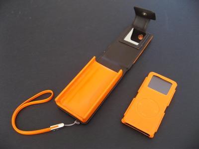 Preview: iSkin SiLo for iPod nano