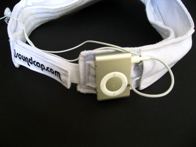 First Look: iSoundCap Visors for iPod nano and shuffle
