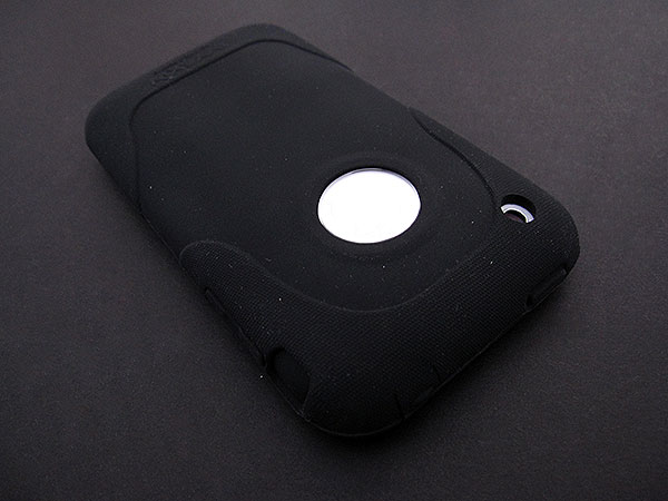 First Look: Ivyskin Quattro-T1 Polysilicon Case for iPhone 3G