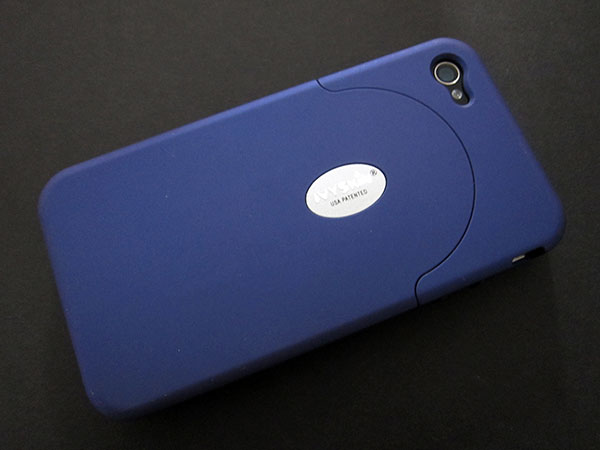 First Look: IvySkin Quattro 4 for iPhone 4